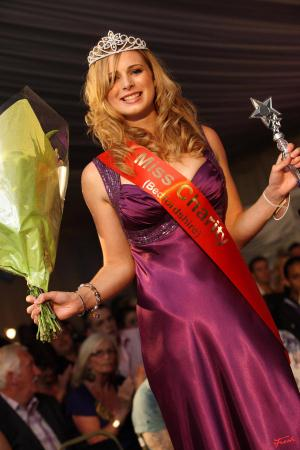 Miss Charity 2009: Emily Grace Batchelor