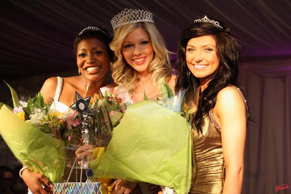 Miss Bedfordshire 2009 winners