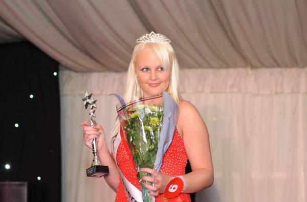 Miss Charity 2010 - Jenna Lynch