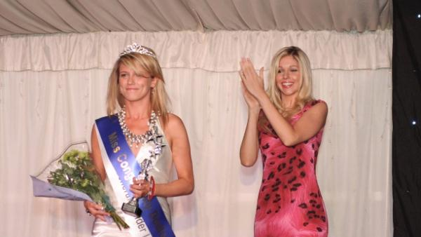 Miss Congeniality 2010 - Stephanie Perry
