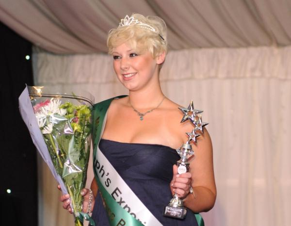 Miss Green Goddess 2010 - Sian Koster