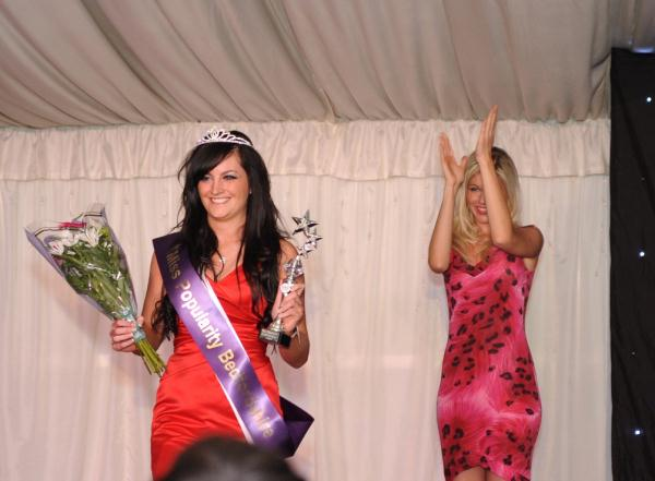 Miss Popularity 2010 - Olivia Goodwin