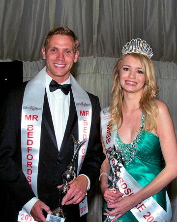 Mr & Miss Bedfordshire 2011