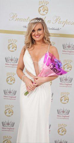 3rd place 2013 - Giorgia Davies