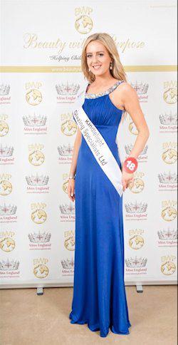 Runner up 2013 - Megan Bayliss