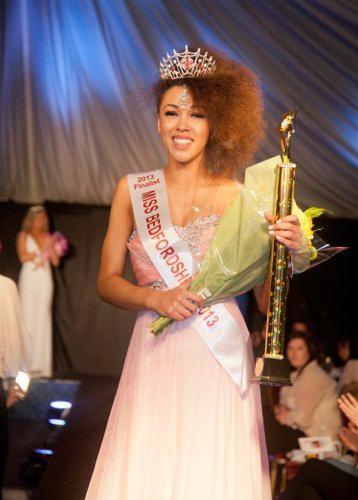 Miss Bedfordshire 2013 - Iesha Martin