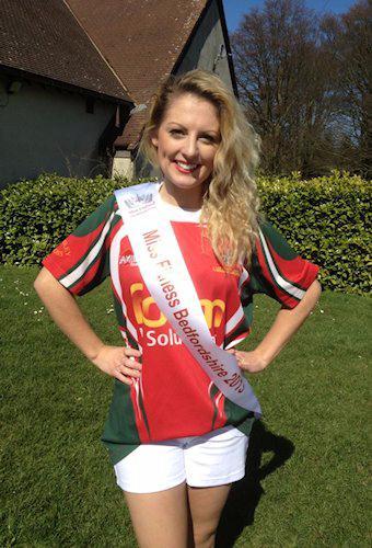 Ellen-Jayne Searle - Miss Popularity 2013 and Miss Fitness 2013
