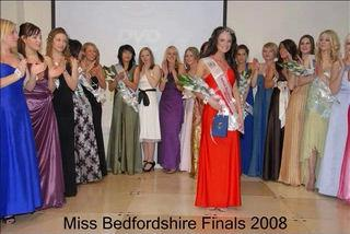 Miss Bedfordshire 2008